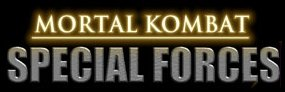 Mortal Kombat Special Forces